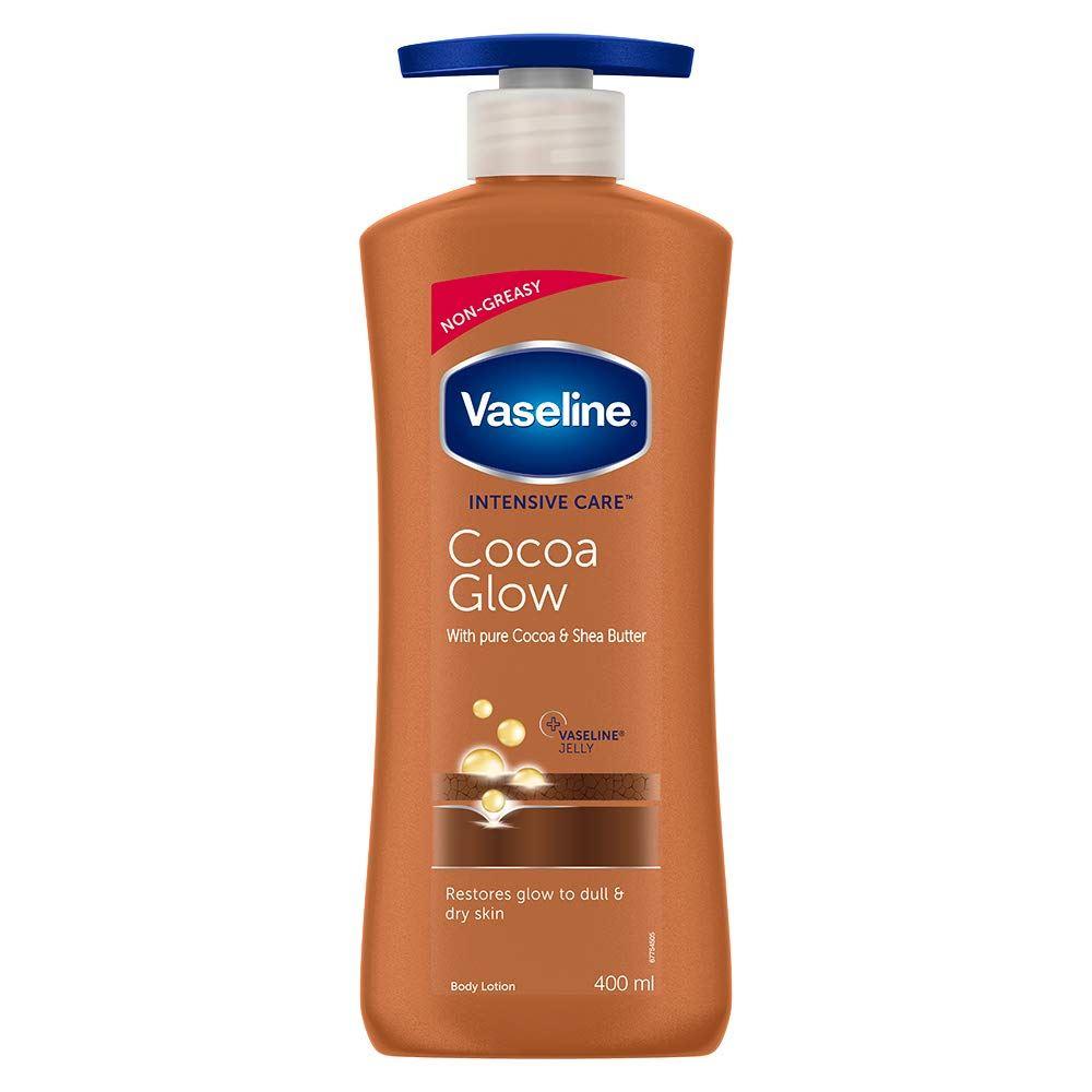 Vaseline Intensive Care Cocoa Body Lotion (400ml)