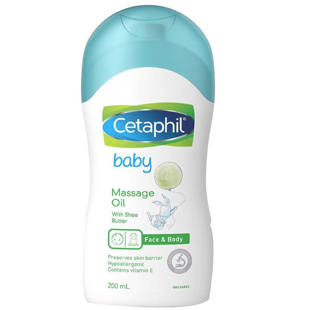 Galderma India Cetaphil Baby Massage Oil (200ml)