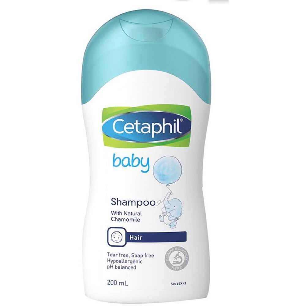 Galderma India Cetaphil Baby Shampoo (200ml)