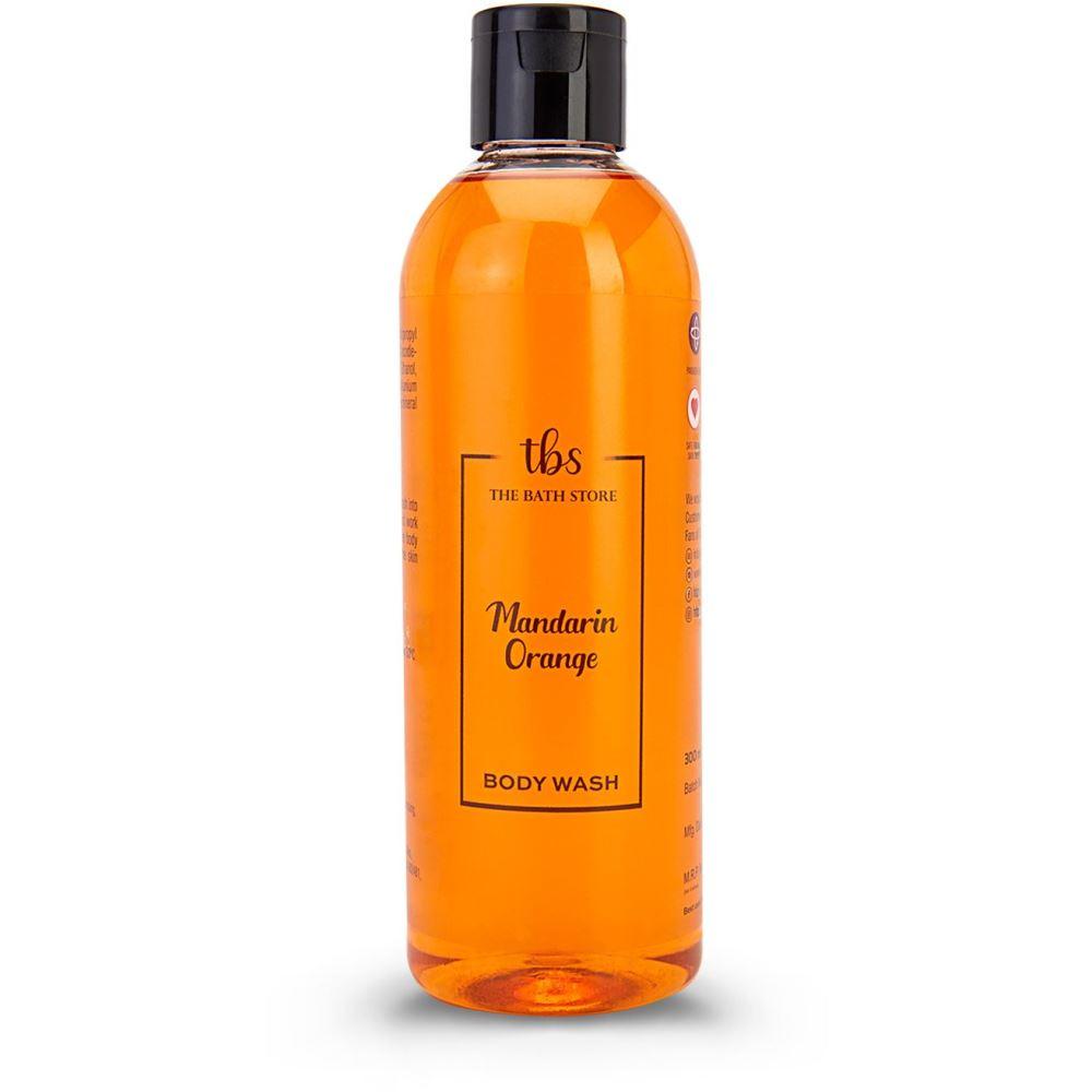 The Bath Store Mandarin Orange Body Wash (300ml)