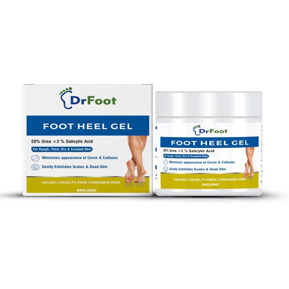Dr Foot Foot Heel Gel Moisturizer (100g)