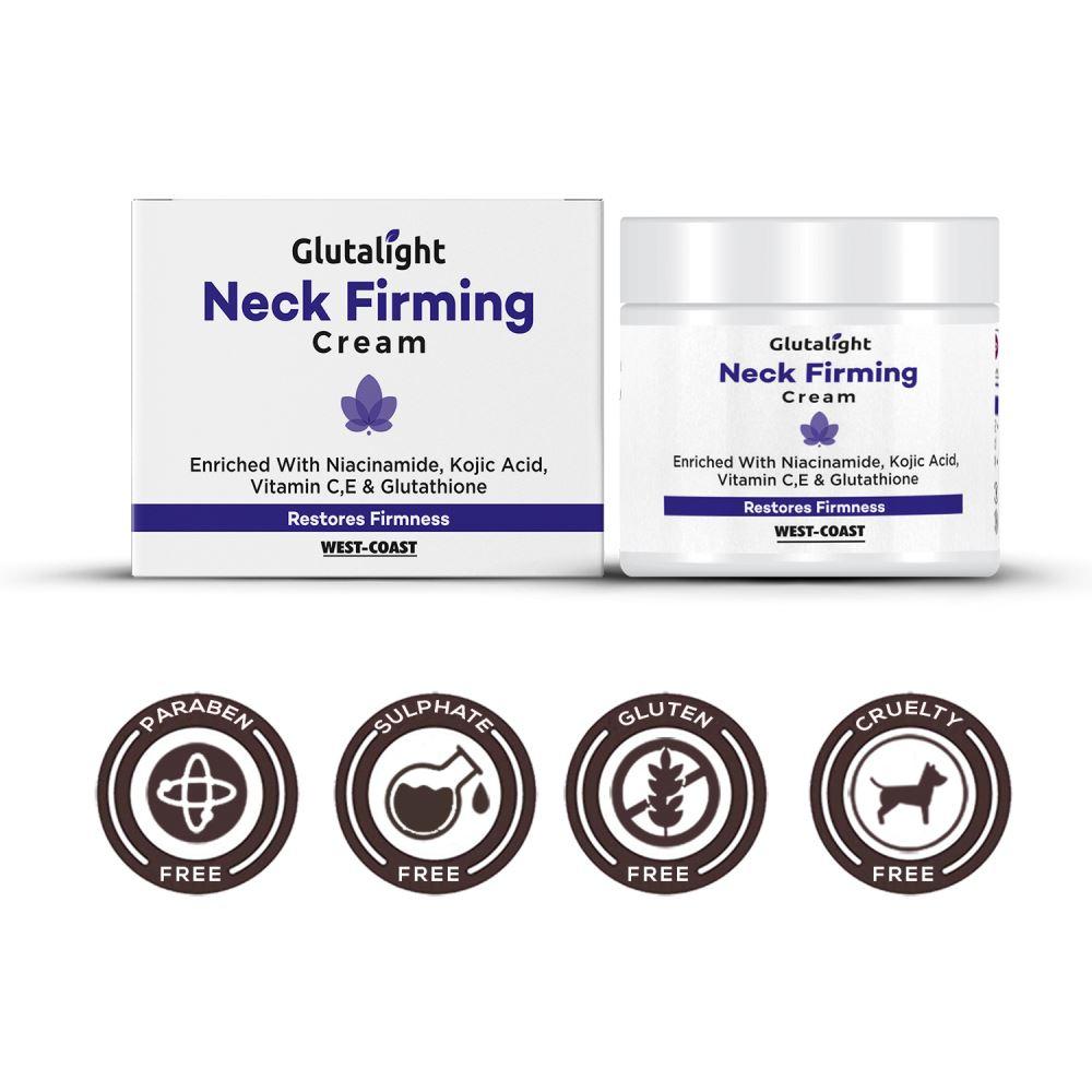 Glutalight Neck Firming Cream (50g)
