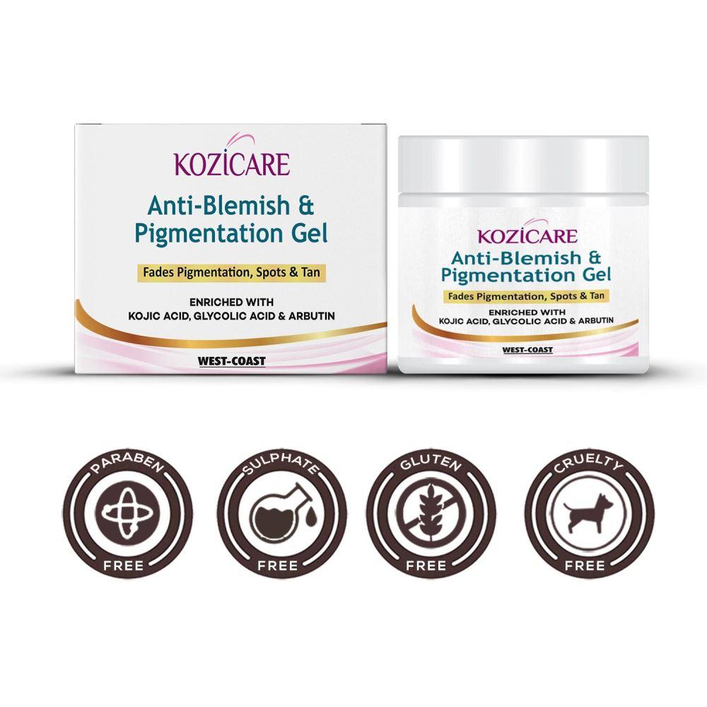 Kozicare Anti-Blemish & Pigmentation Gel (50g)