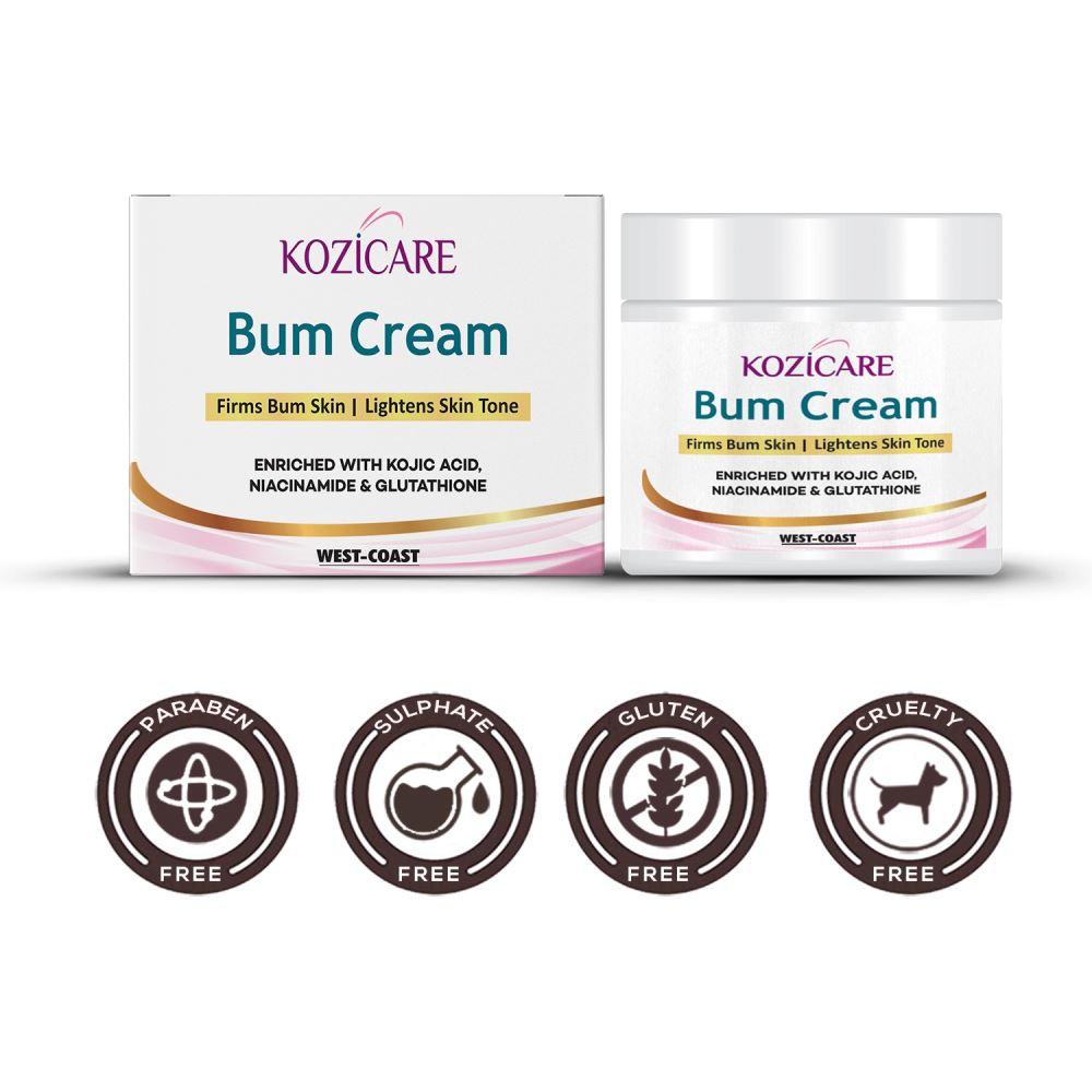 Kozicare Bum Cream (50g)