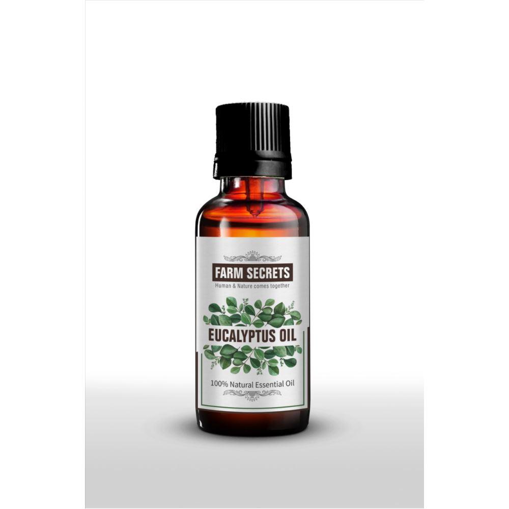 Farm Secrets Eucalyptus Oil (15ml)