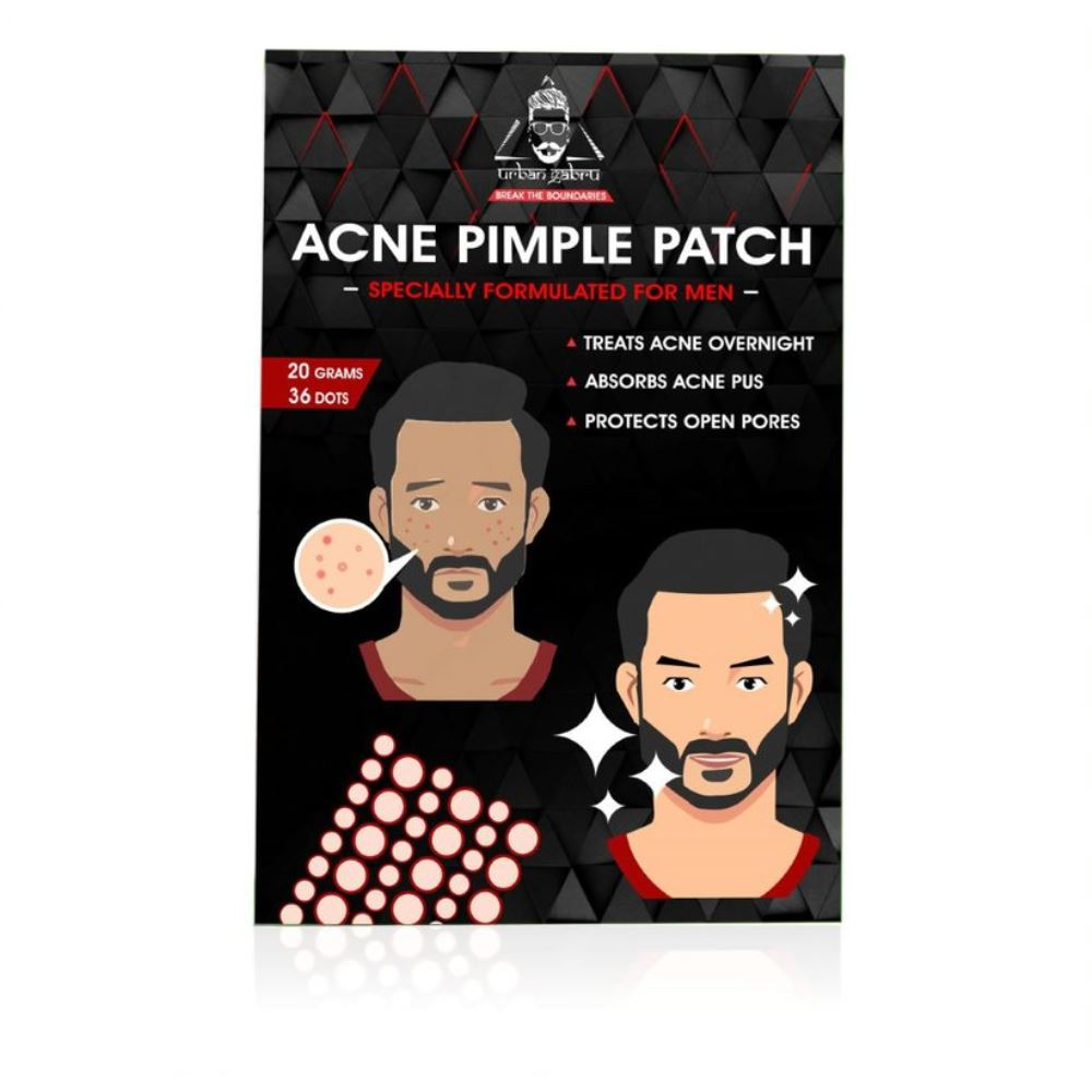 Urban Gabru Acne Pimple Patch (20g)