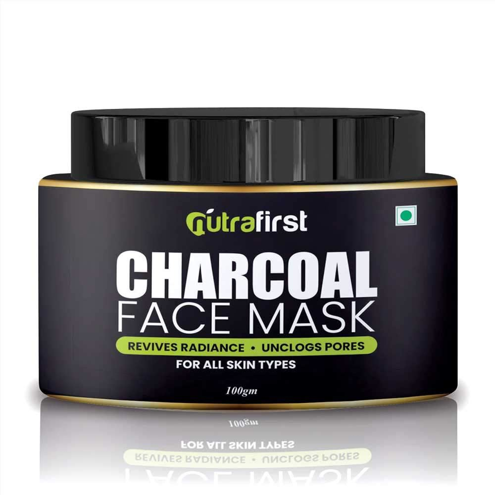 Nutra First Charcoal Peel Off Mask (100g)