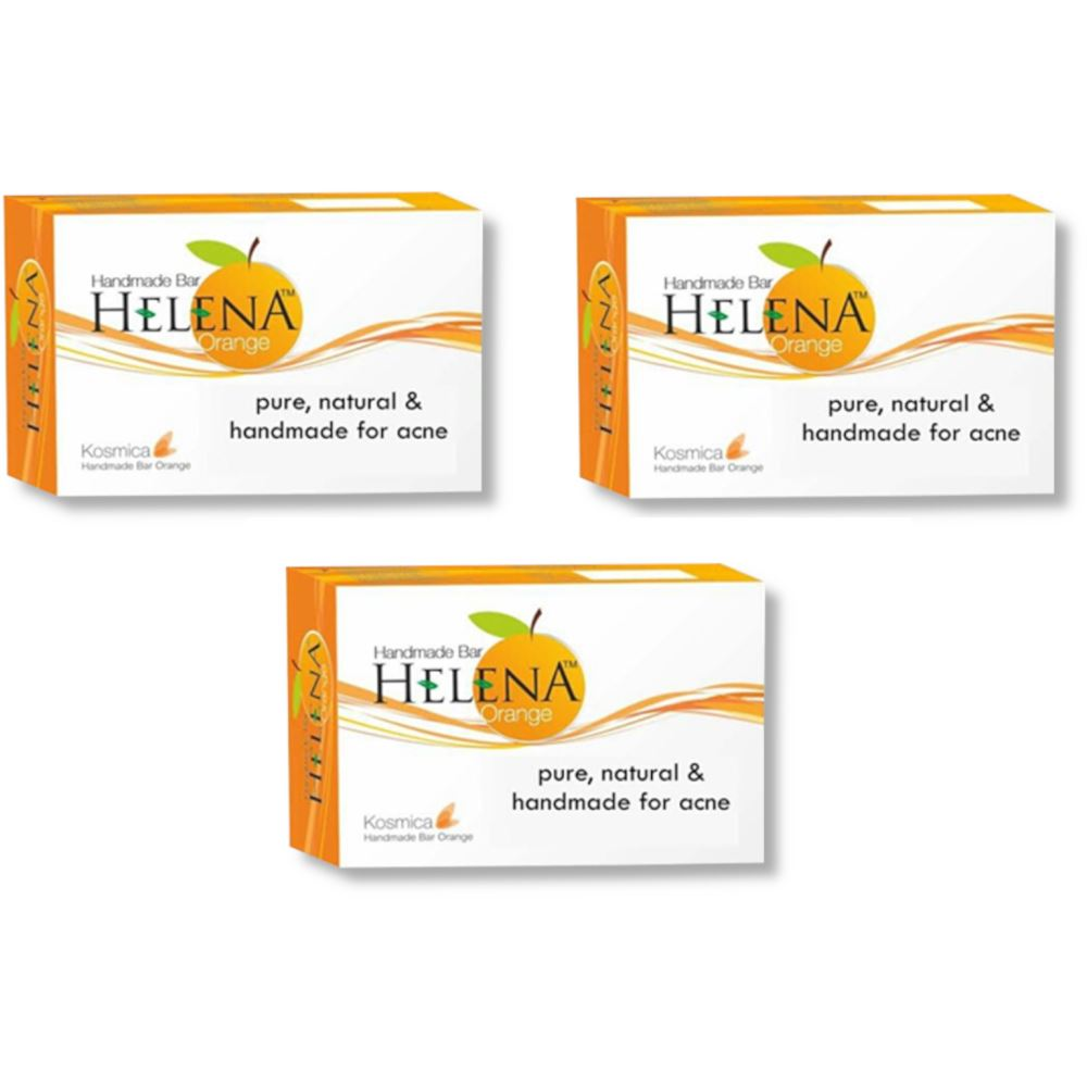 Tantraxx Helena Soap (75g, Pack of 3)