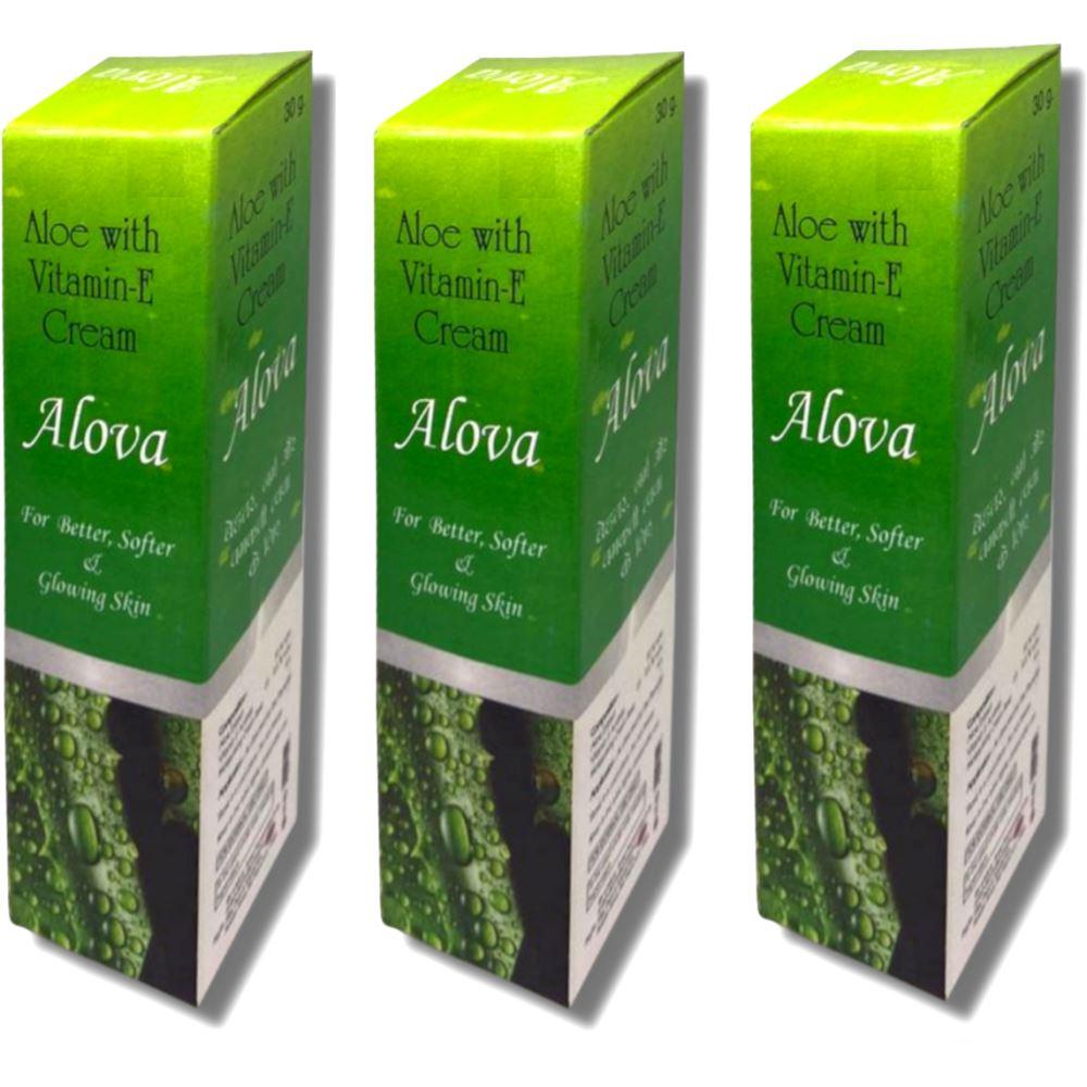 Tantraxx Alova Cream (30g, Pack of 3)