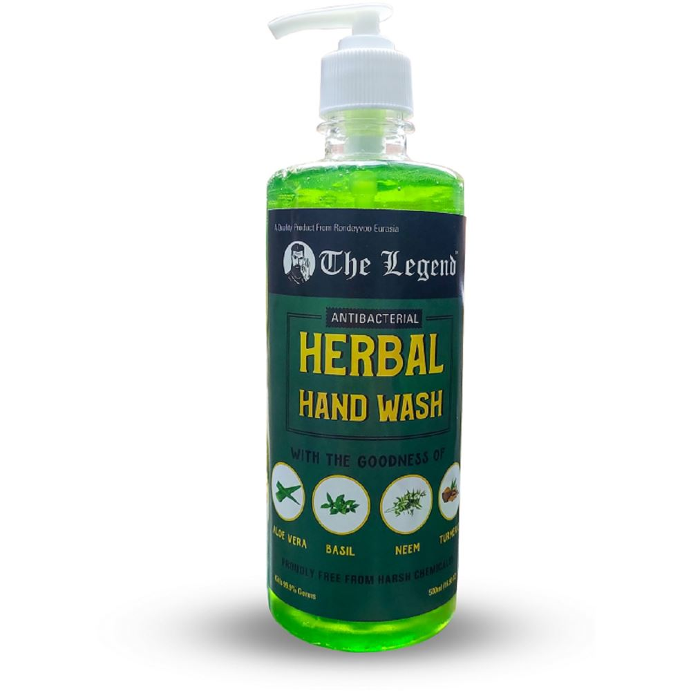 The Legend Anti Bacterial Hand Wash (500ml)