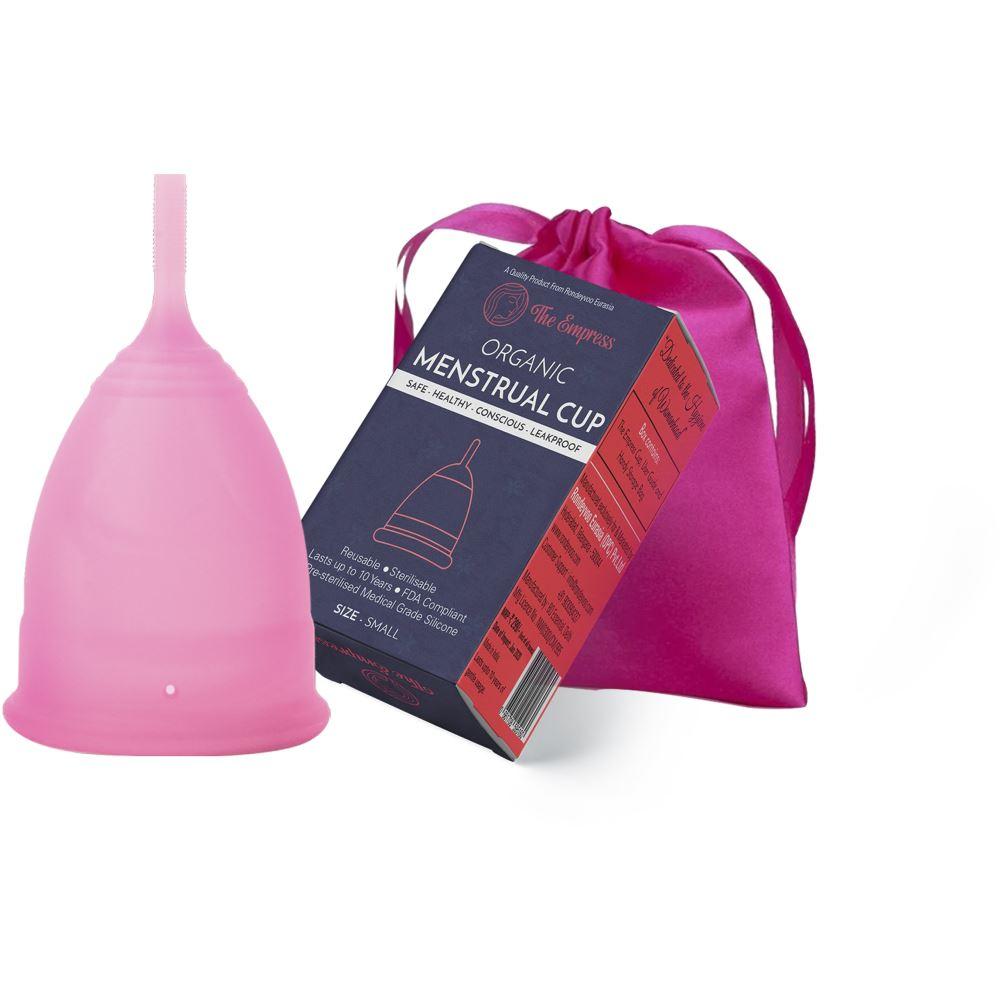 The Empress Organic Menstrual Cup (Small) (1pcs)