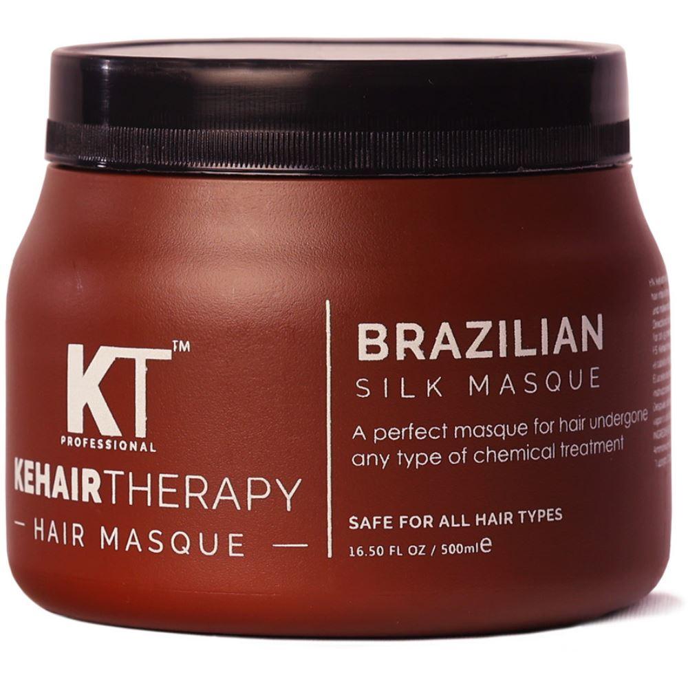 KT Brazilian Silk Hair Masque (500ml)