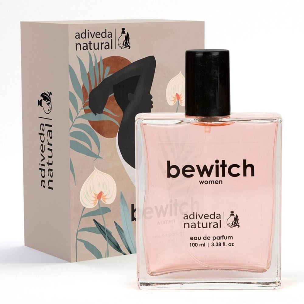 Adiveda Natural Bewitch Perfume For Women (100ml)