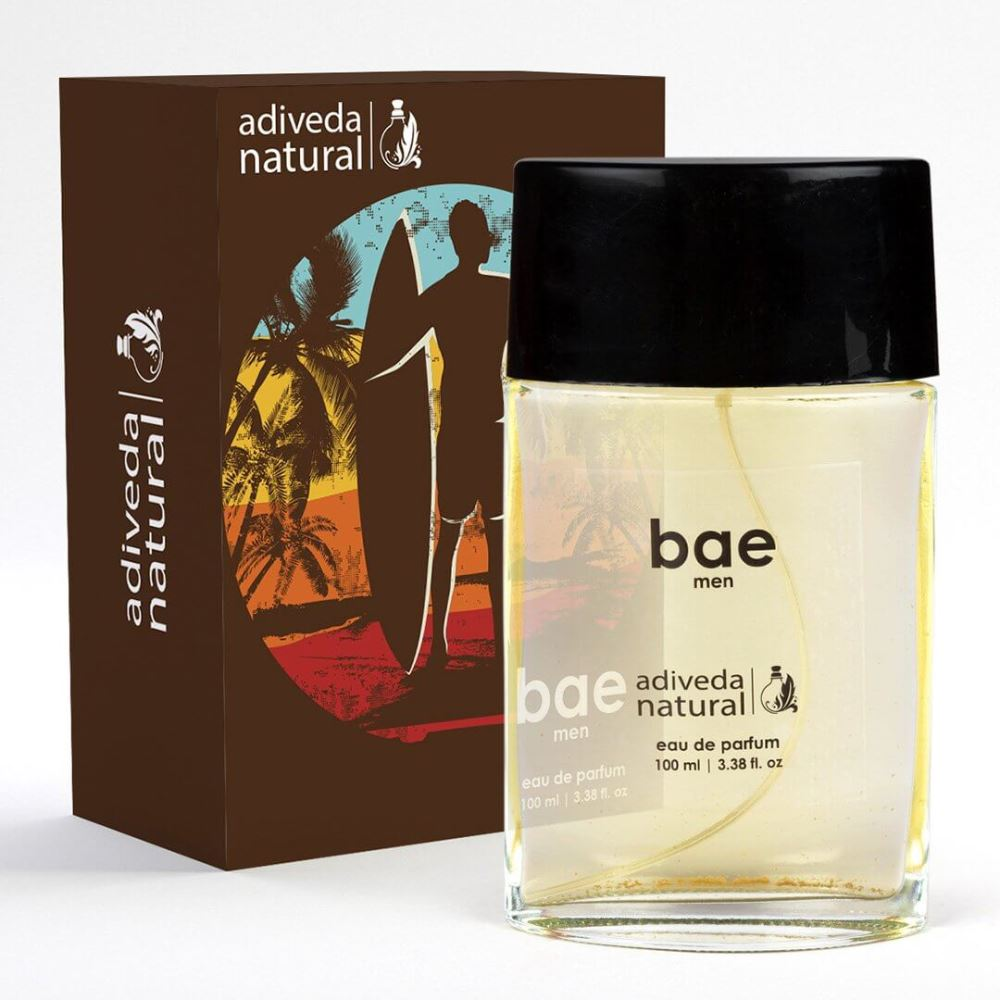 Adiveda Natural Bae Eau De Parfum For Men (100ml)