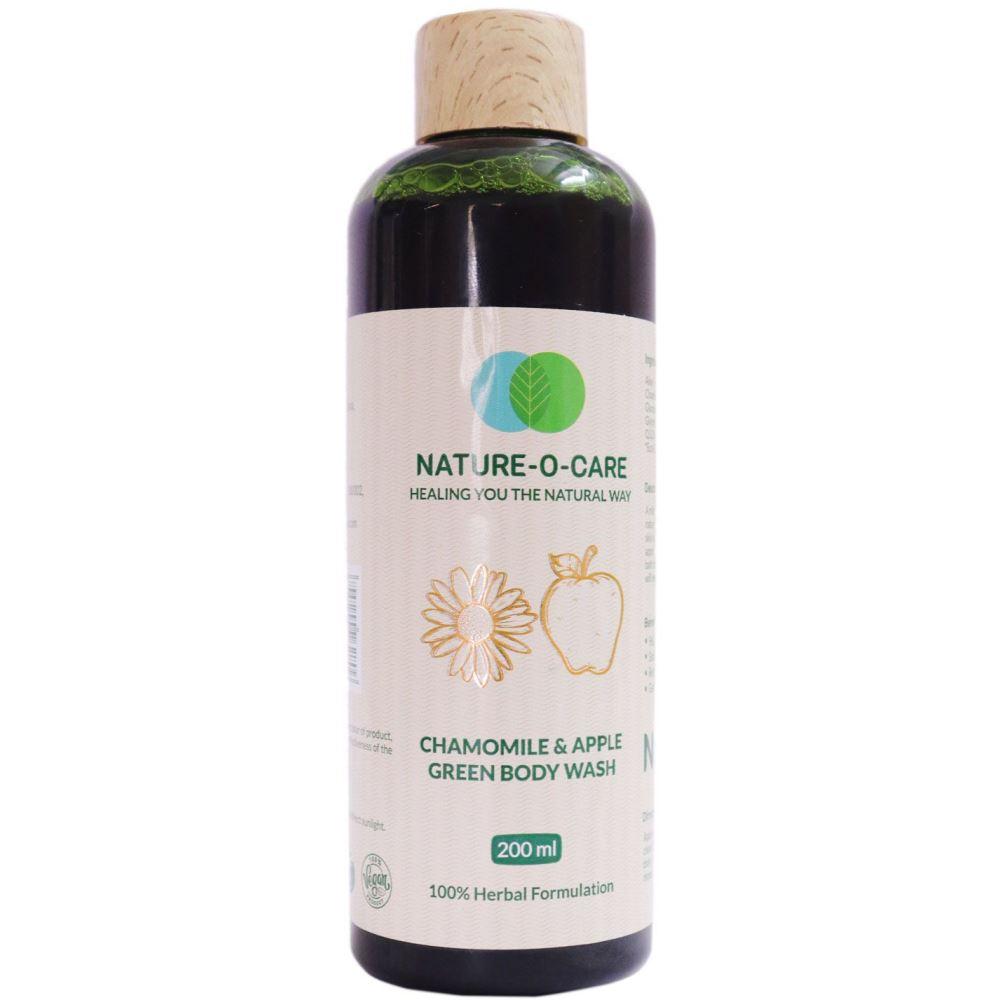 Nature O Care Chamomile & Apple Green Body Wash (200ml)