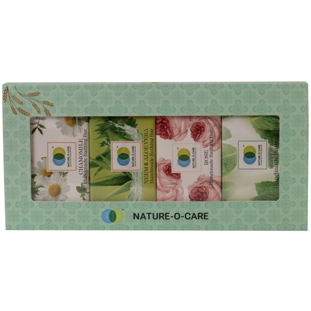 Nature O Care Bathing Bar Gift Box (1Pack)