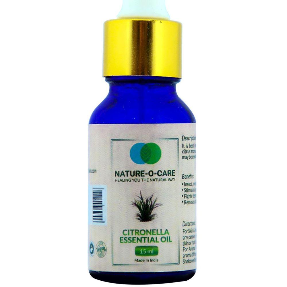 Nature O Care Citronella Essential Oil (15ml)