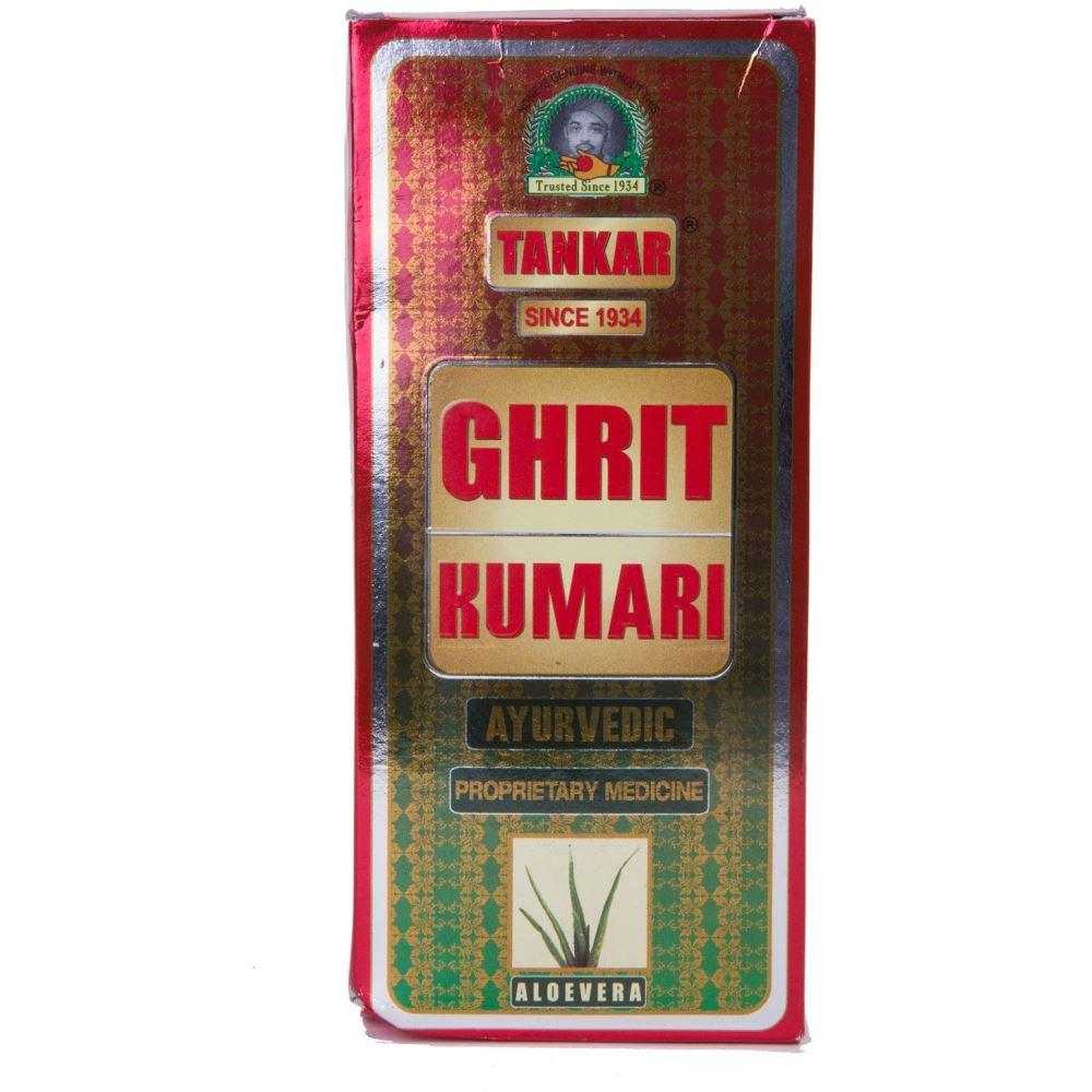 Tankar Ghrit Kumari Aloevera Hair Oil (400ml)