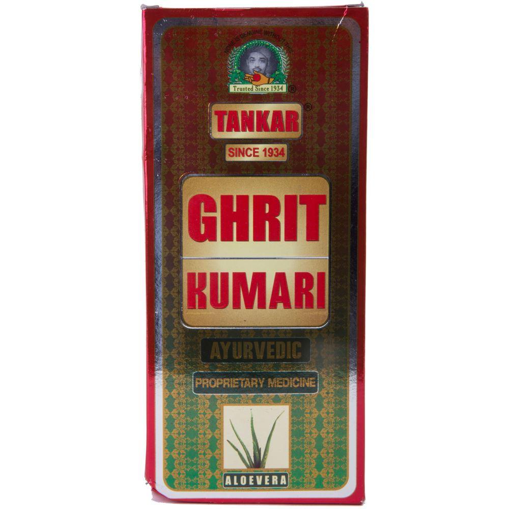 Tankar Ghrit Kumari Aloevera Hair Oil (200ml)
