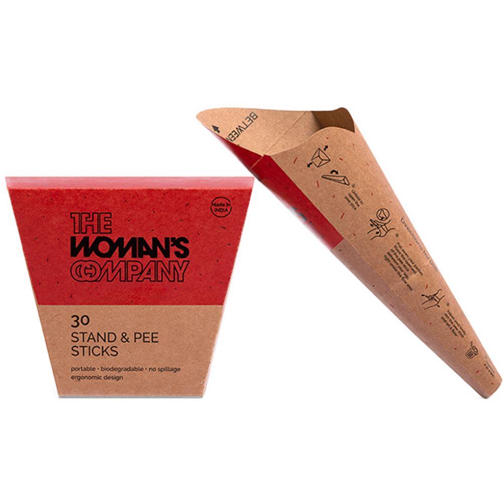 The Woman's Company Stand And Pee Sticks (30pcs)