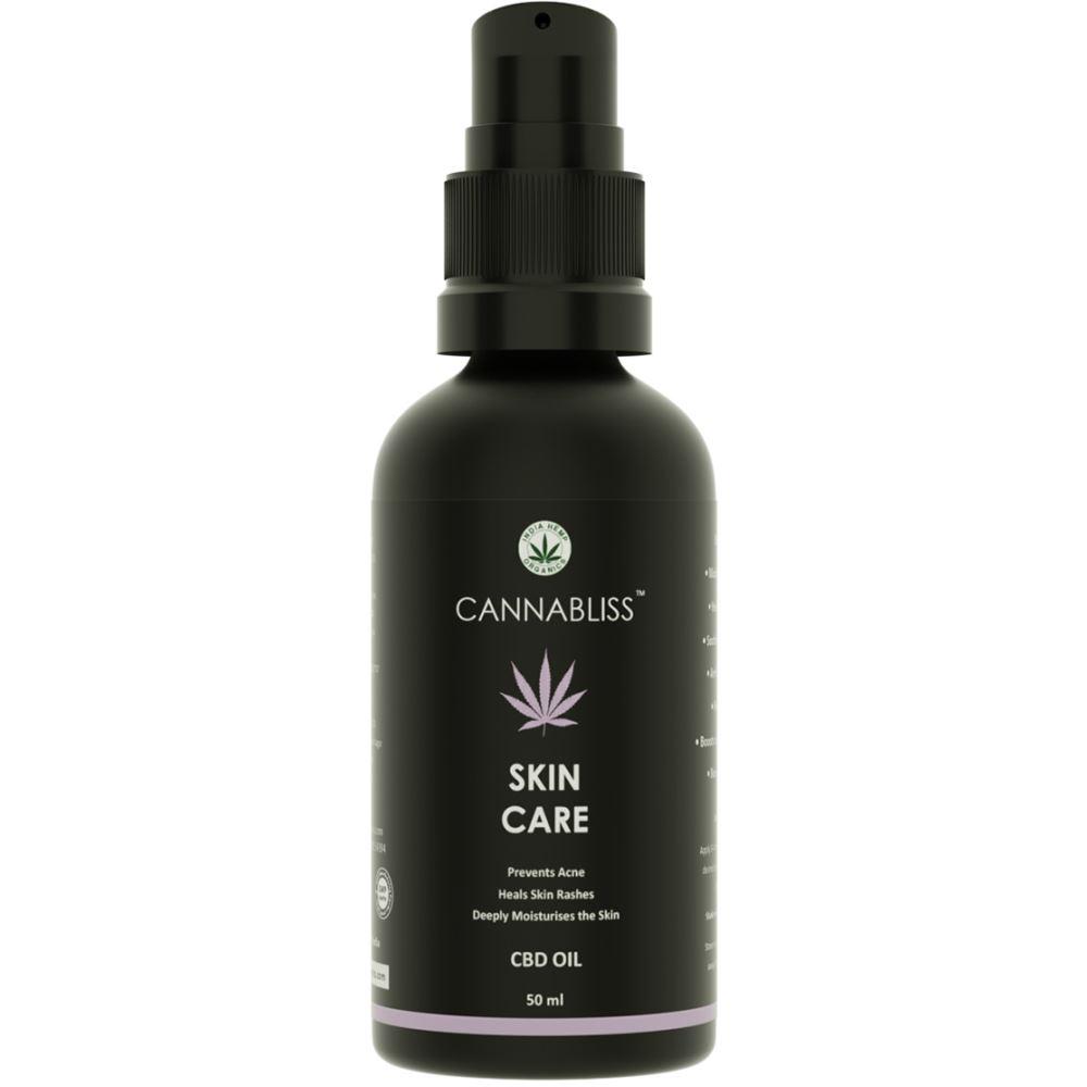 India Hemp Organics Cannabliss Skin Care (50ml)