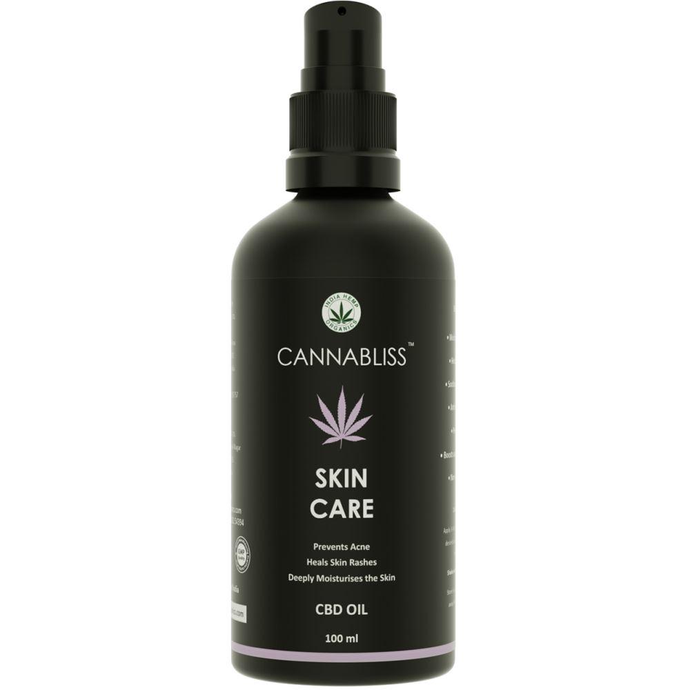 India Hemp Organics Cannabliss Skin Care (100ml)