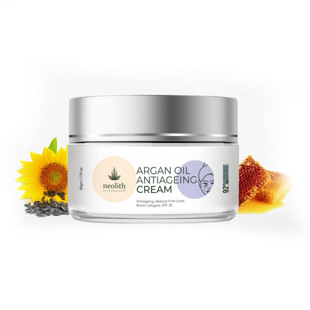 Neolith Argan Oil Anti Ageing Cream (50g)