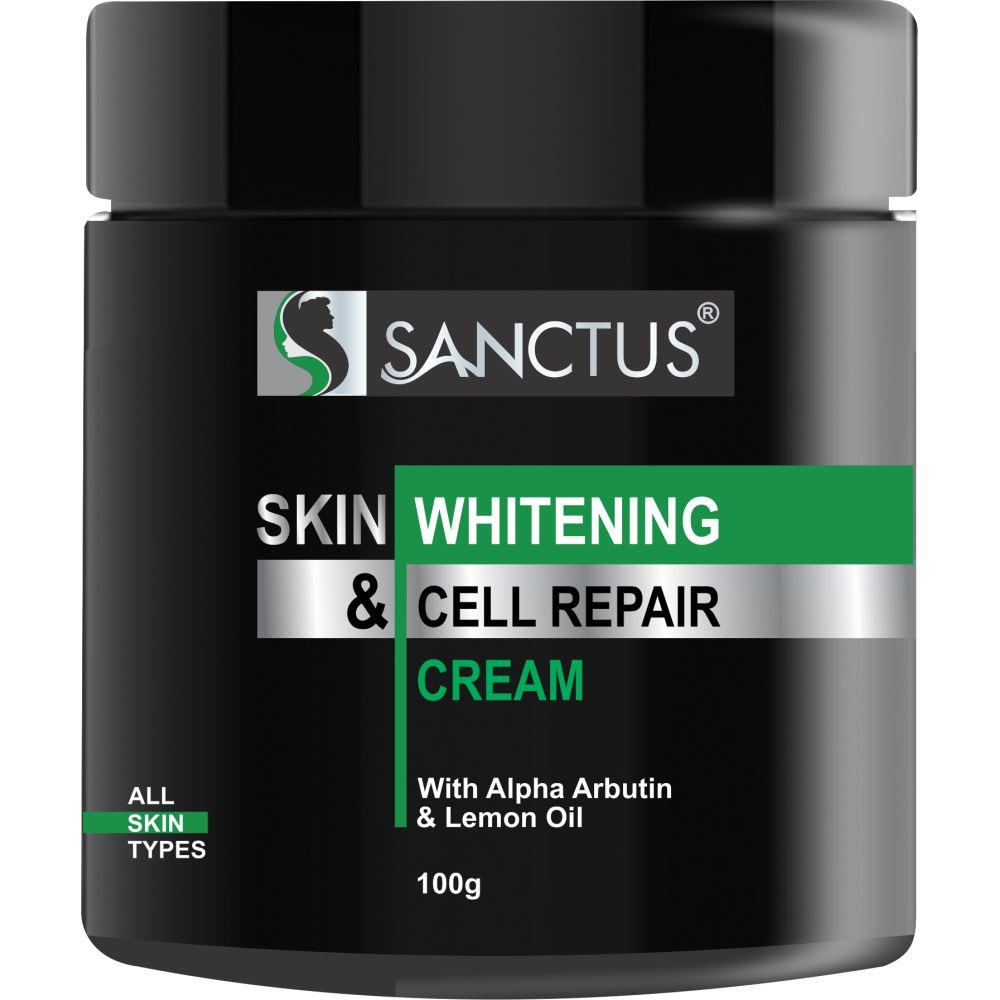 Sanctus Advanced Skin Whitening & Cell Repair Cream (100g)