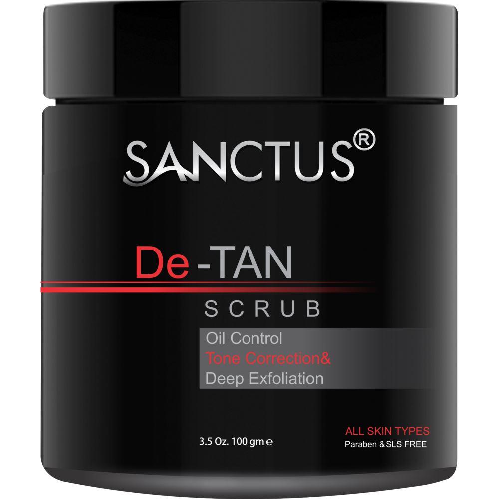 Sanctus De Tan Removal Scrub (100g)
