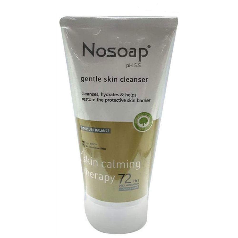 Percos India Nosoap Gentle Skin Cleanser (125ml)