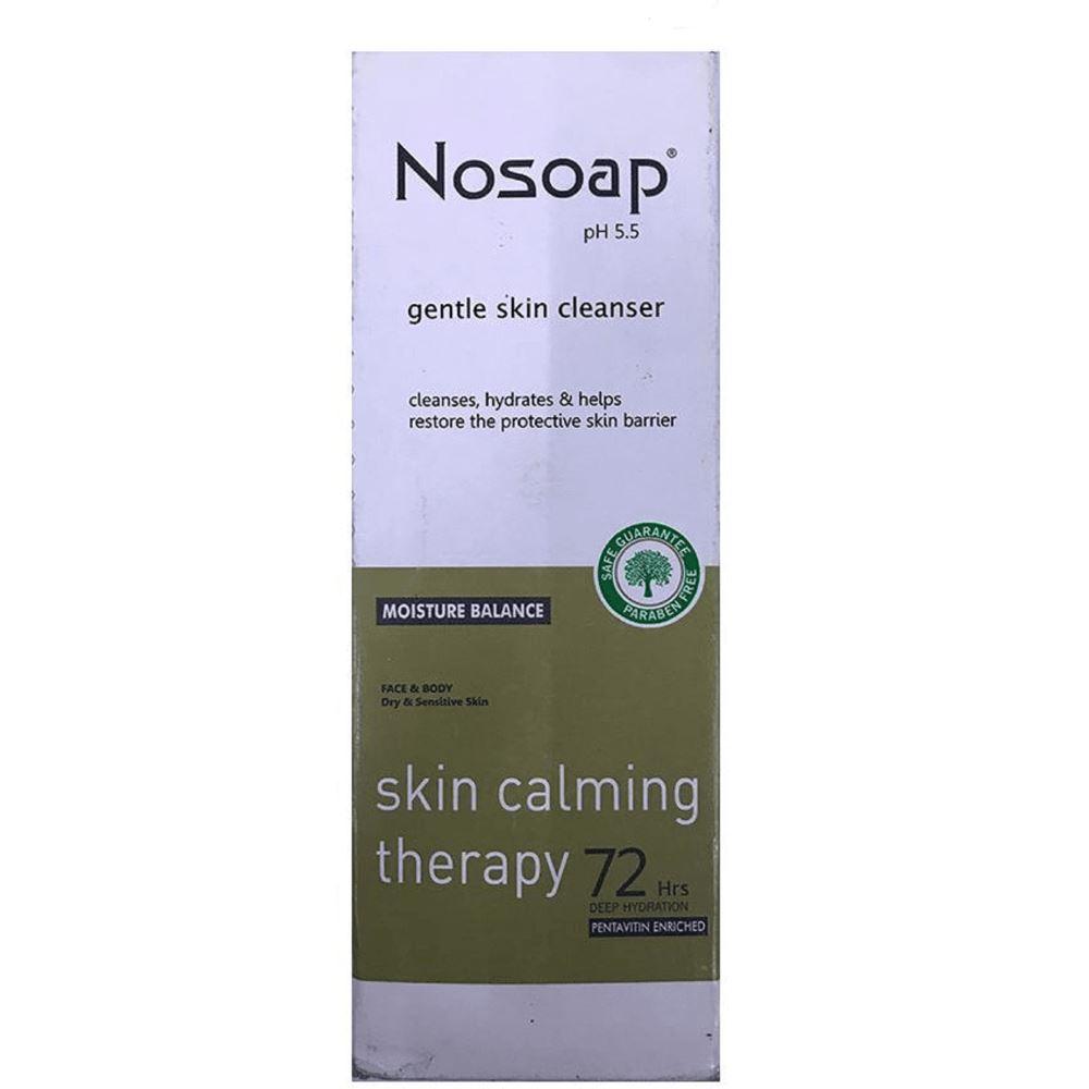 Percos India Nosoap Gentle Skin Cleanser (250ml)