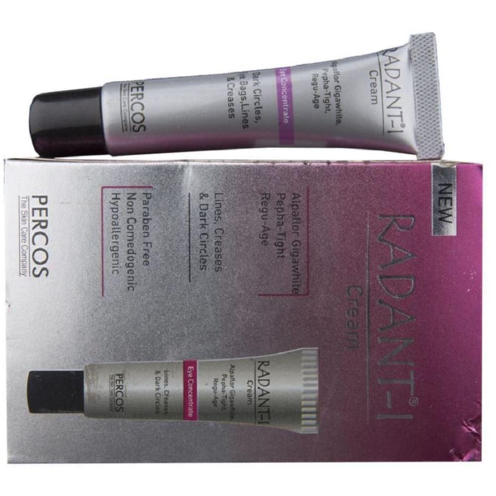 Percos India Radant I Cream (15ml)