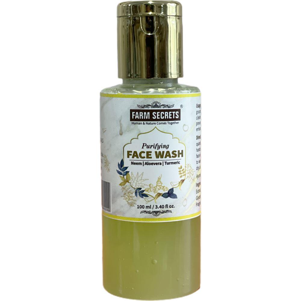 Farm Secrets Purifying Face Wash (100ml)