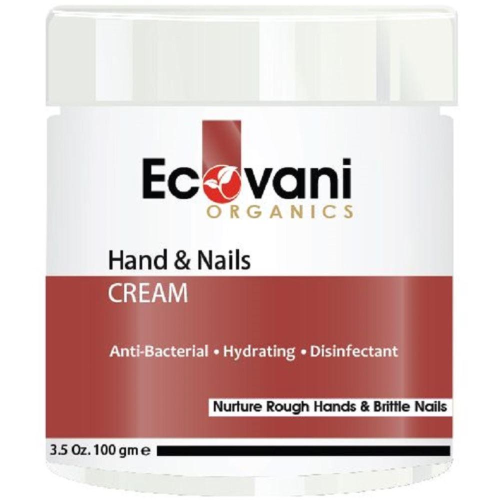 Ecovani Organics Hand & Nails Cream (100g)