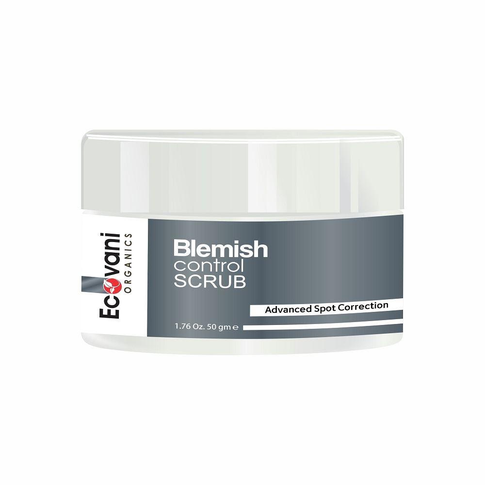 Ecovani Organics Blemish Control Scrub (50g)