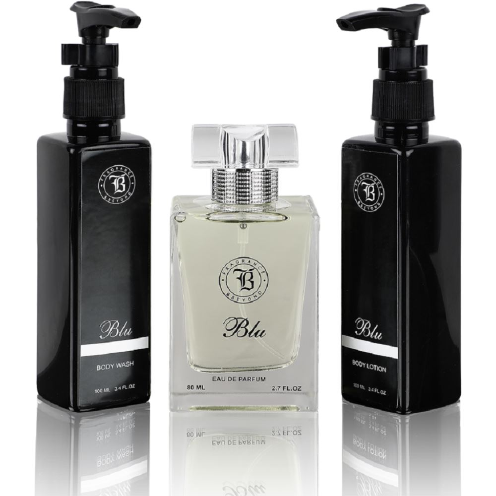 Fragrance & Beyond Blu Combo (1Pack)