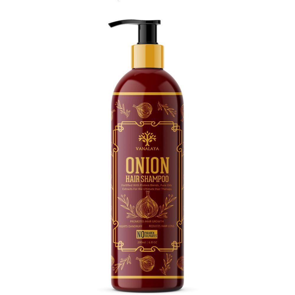 Vanalaya Onion Hair Shampoo (200ml)