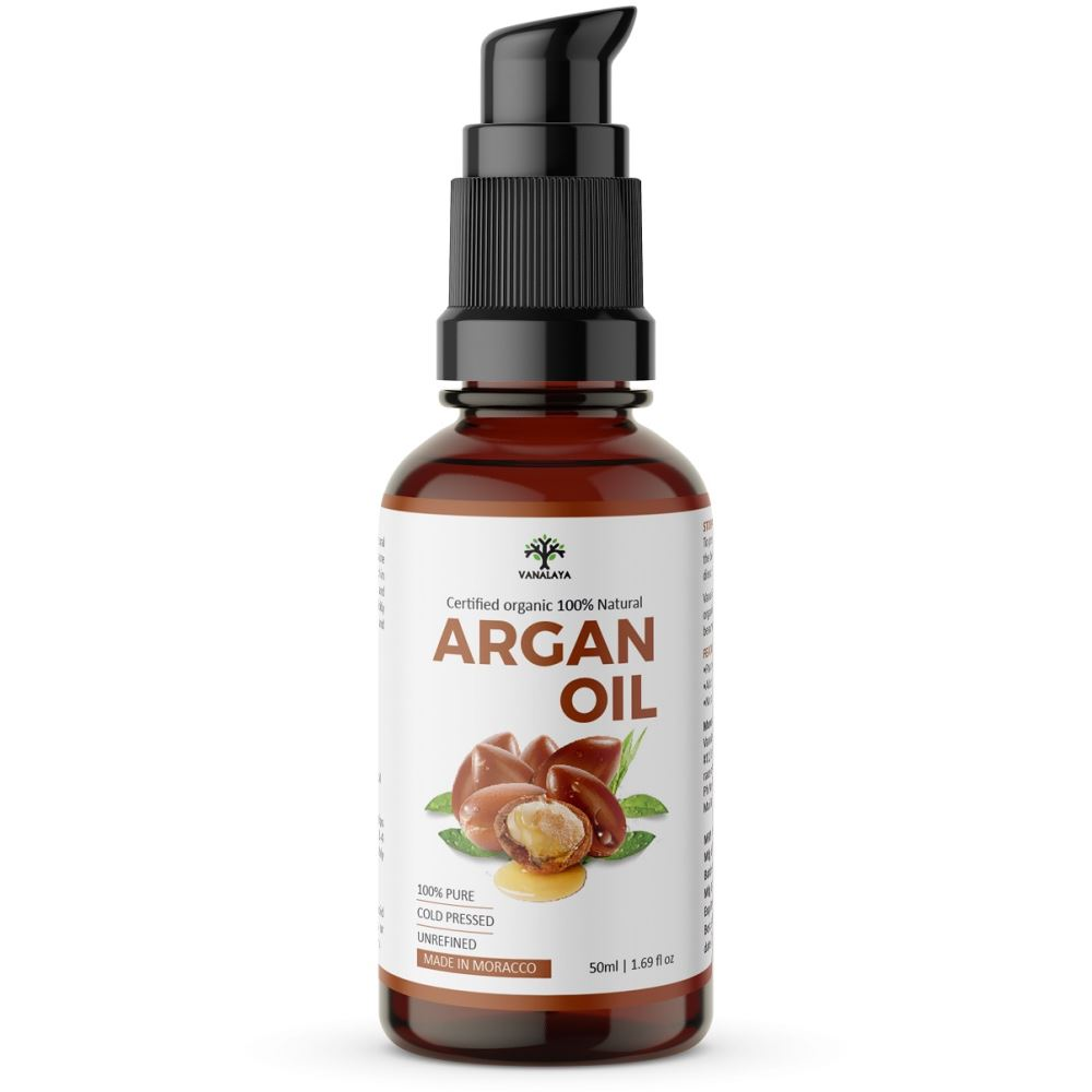Vanalaya Morocco Argan Oil (50ml)