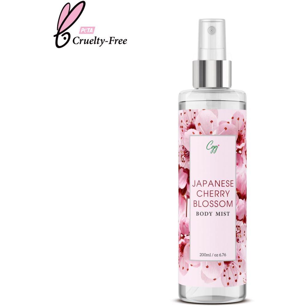 Cgg Cosmetics Japanese Cherry Blossom Body Mist (200ml)
