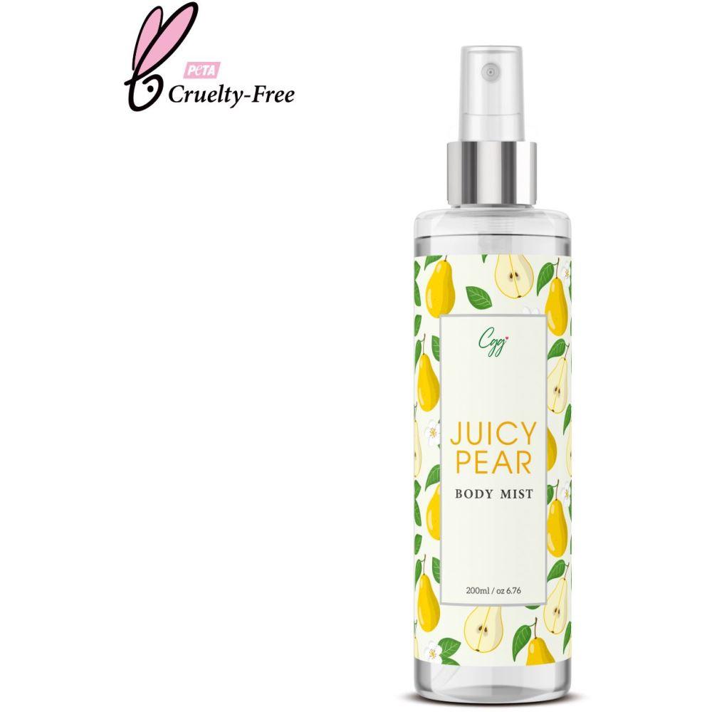 Cgg Cosmetics Juicy Pear Body Mist (200ml)