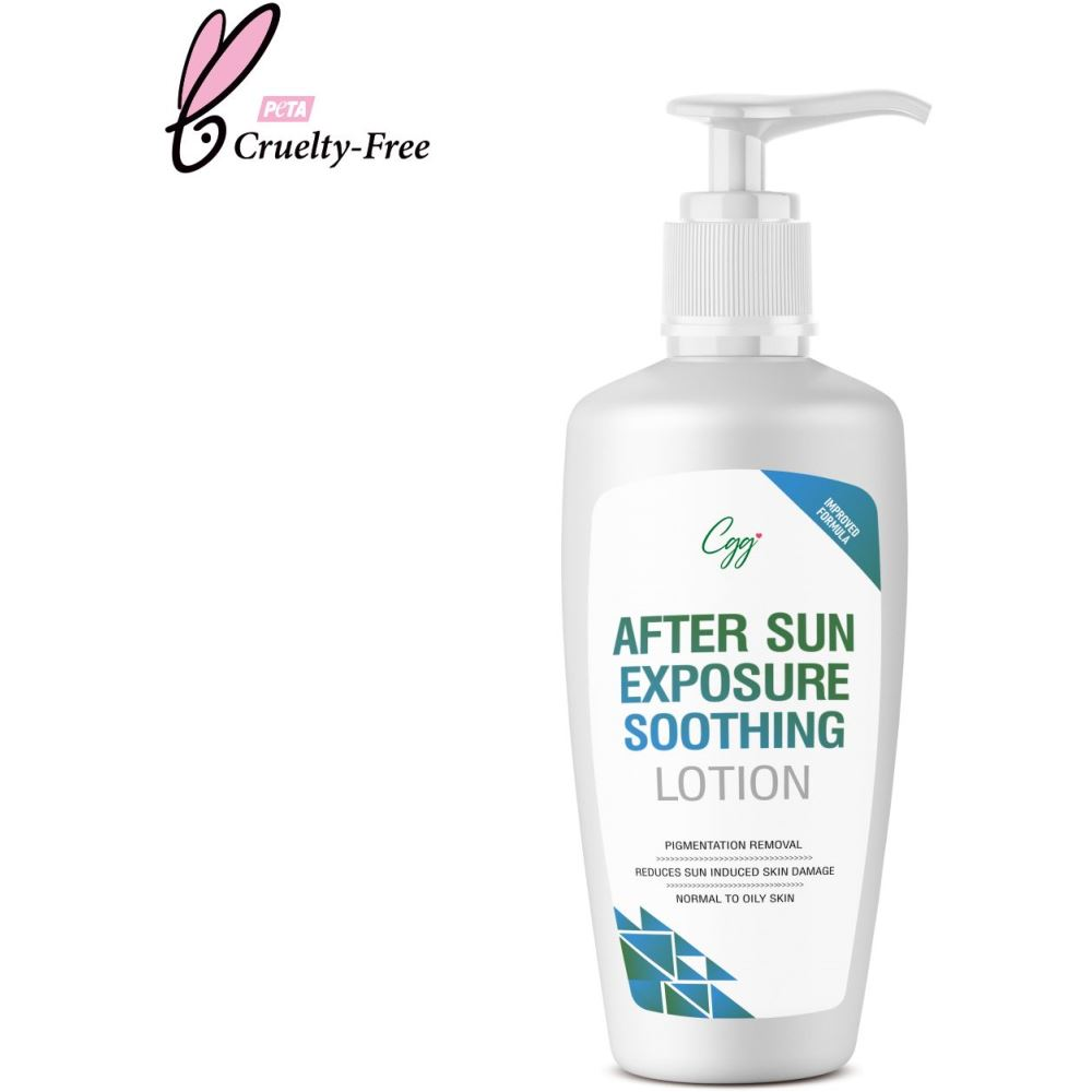 Cgg Cosmetics After Sun Exposure Hydration Lotion (200g)