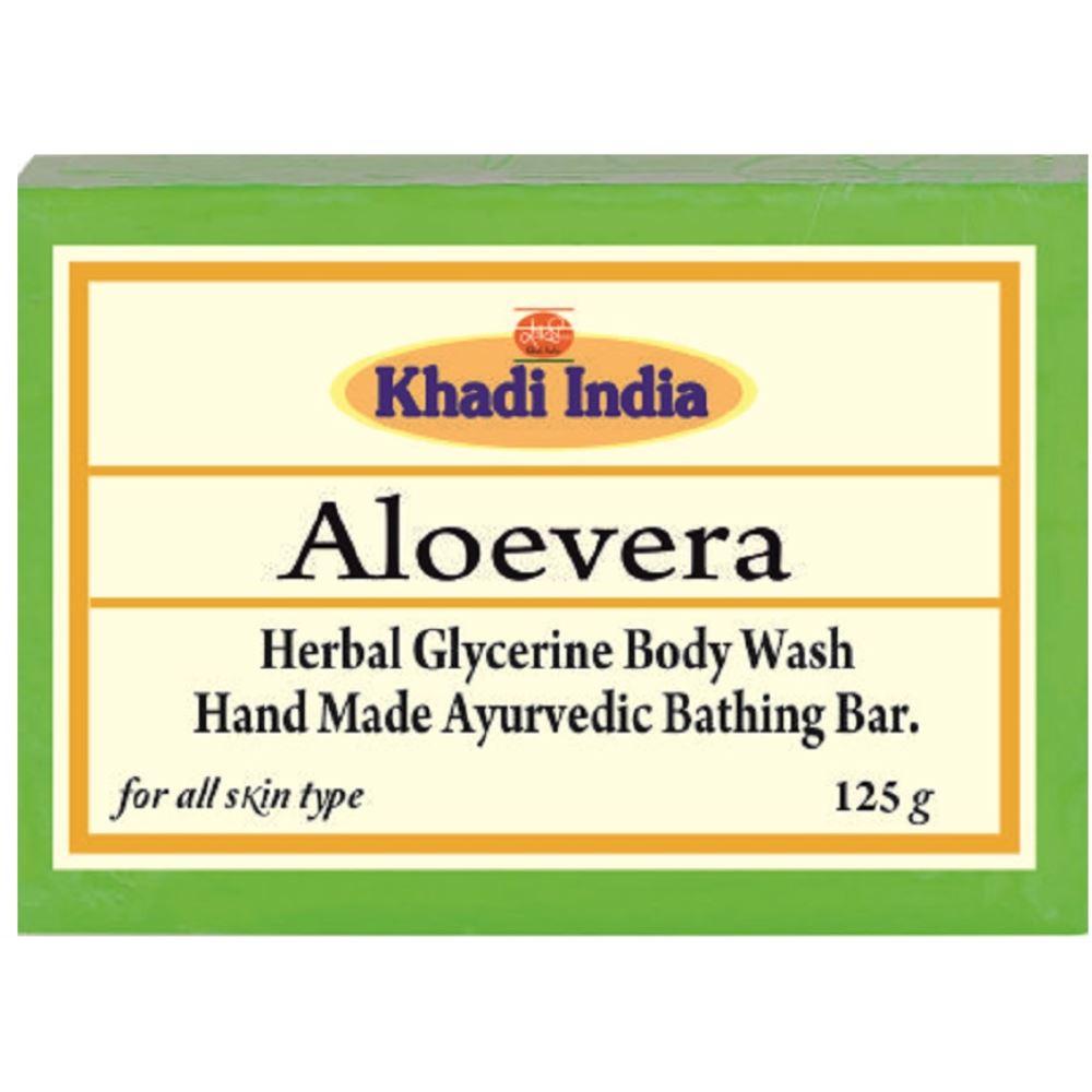 Tulsi Aloevera Soap (125g)