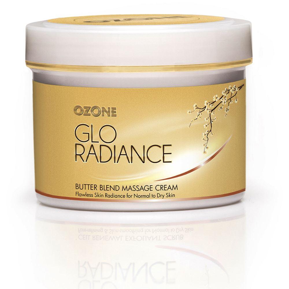 Ozone Glo Radiance Butter Blend Massage Cream (200g)