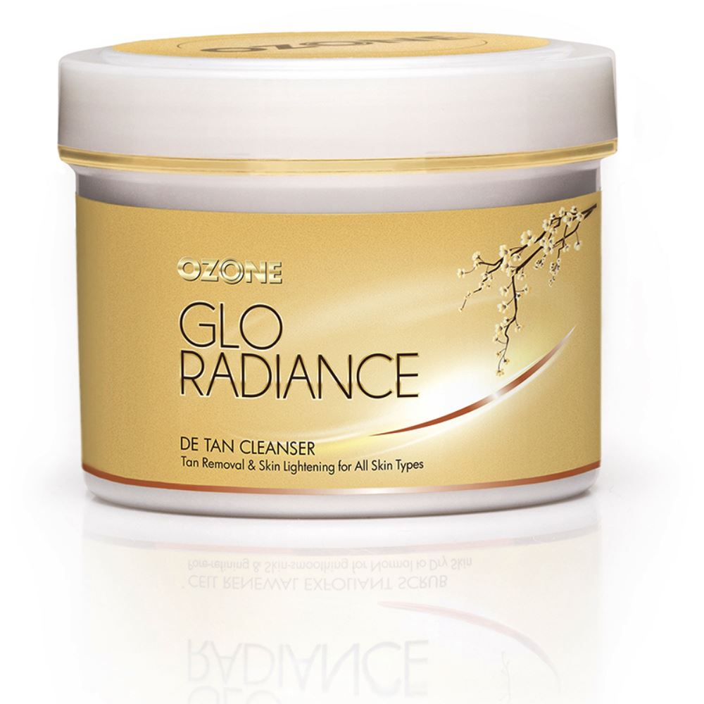 Ozone Glo Radiance D-Tan Cleanser (200g)