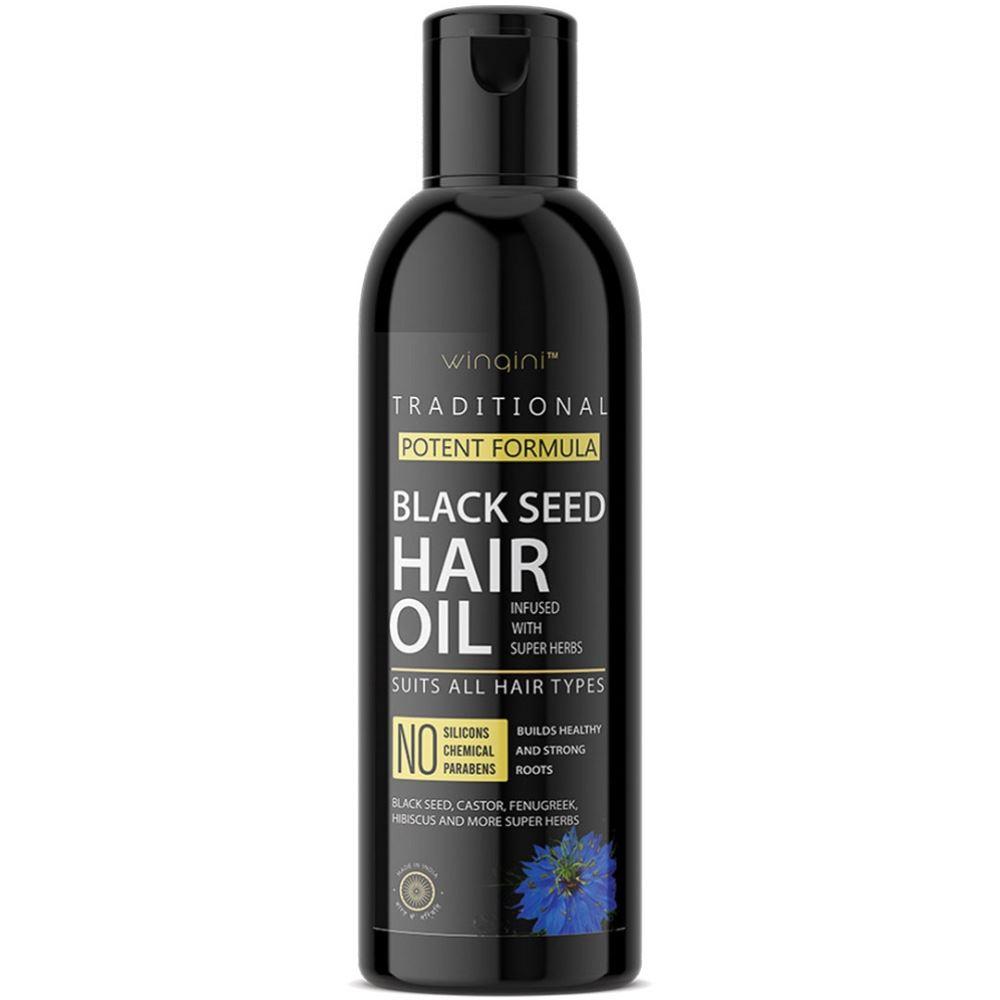 Wingini Black Seed Hair Oil (200ml)