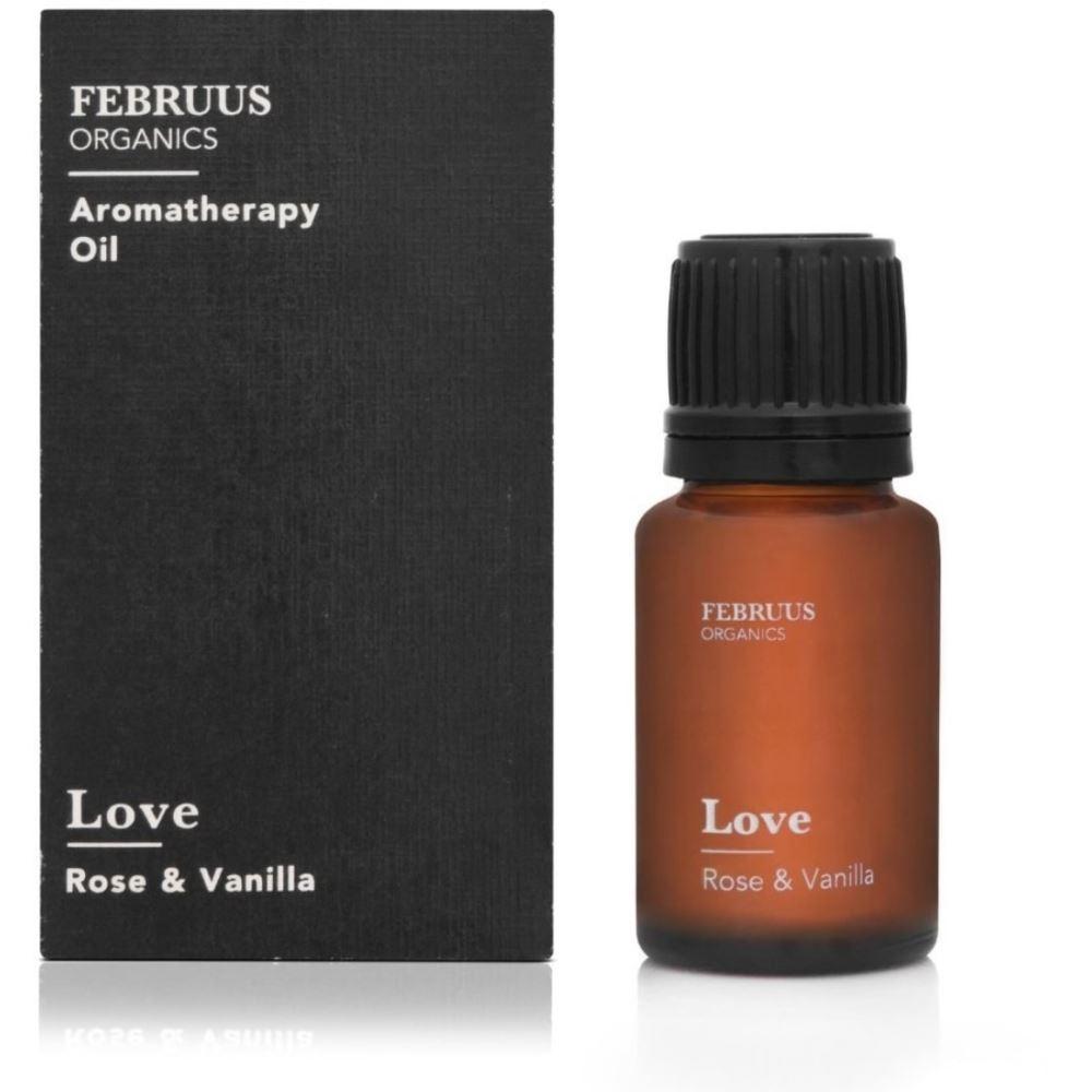 Februus Organics Aromatherapy Oil Love (10ml)