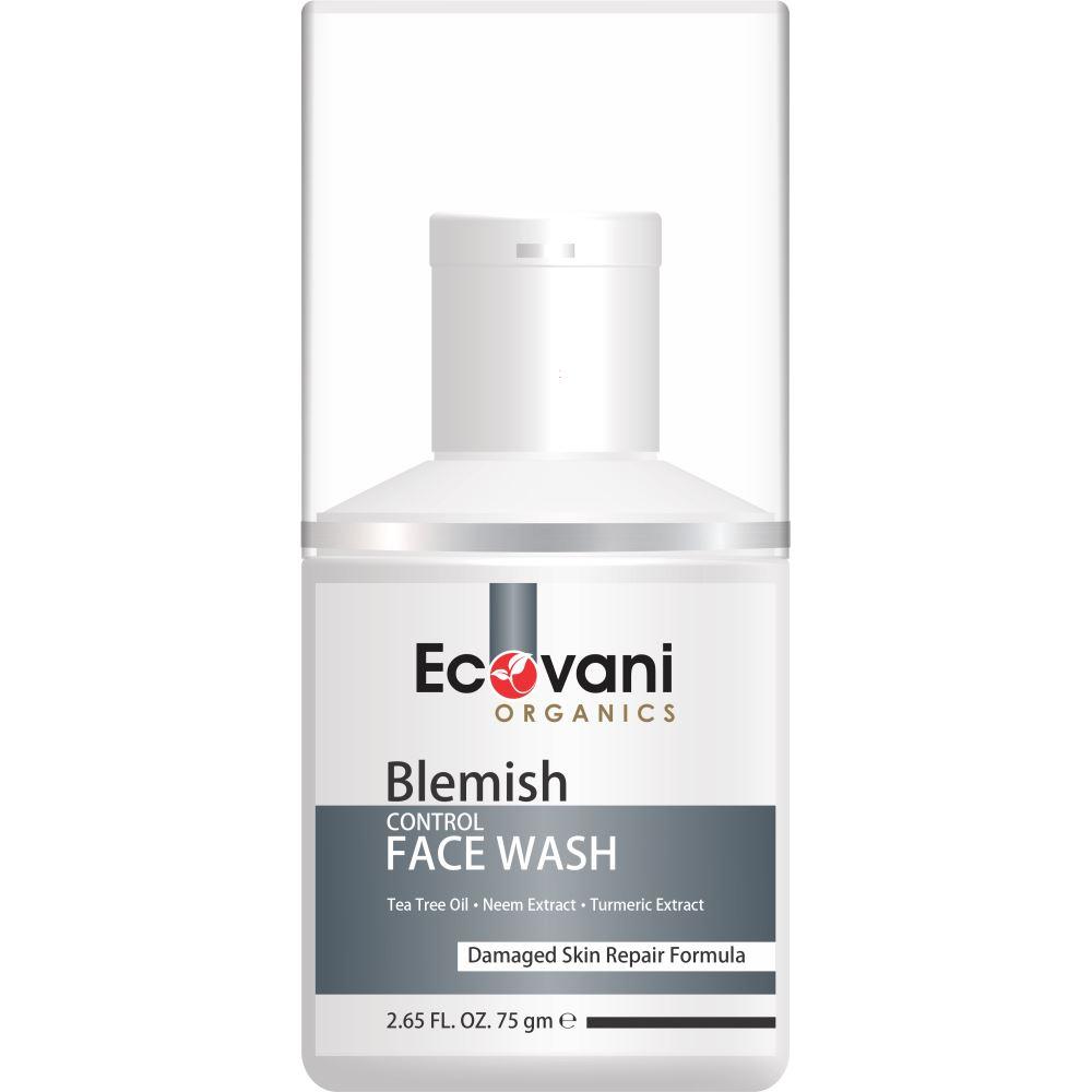 Ecovani Organics Blemish Control Face Wash (75g)