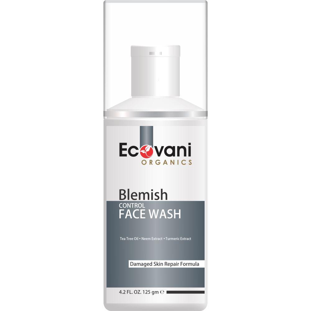 Ecovani Organics Blemish Control Face Wash (125g)