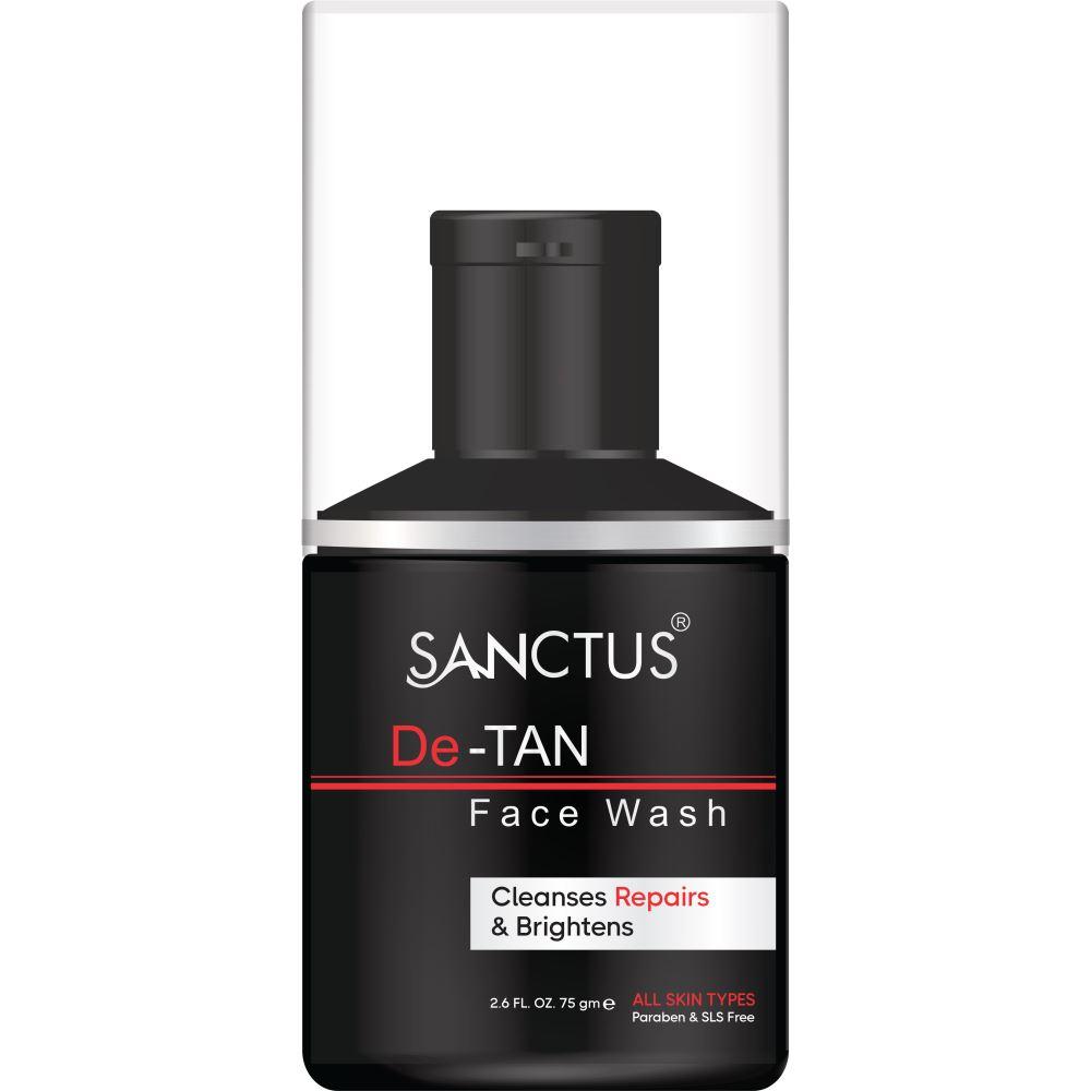 Sanctus De-Tan Face Wash (75g)