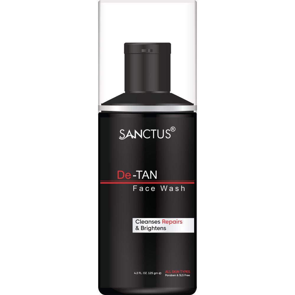 Sanctus De-Tan Face Wash (125g)